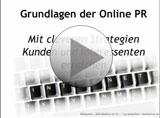 Grundlagen der Online-PR